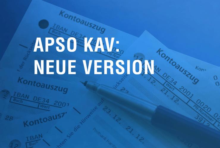 APSO KAV Update