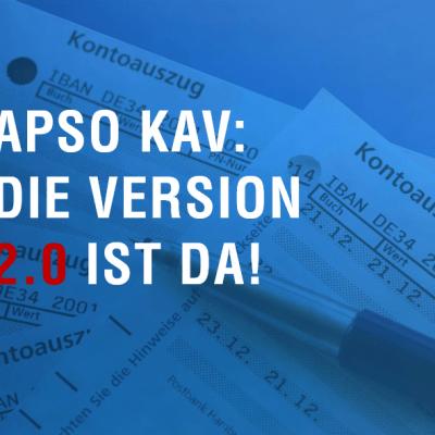APSO KAV Version 2.0.0