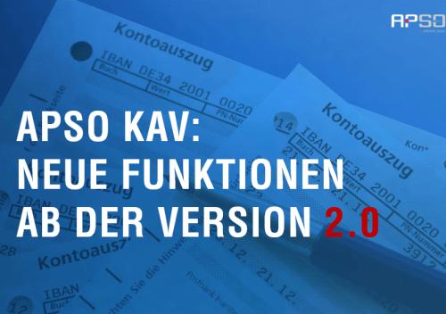 APSO KAV Version 2.0